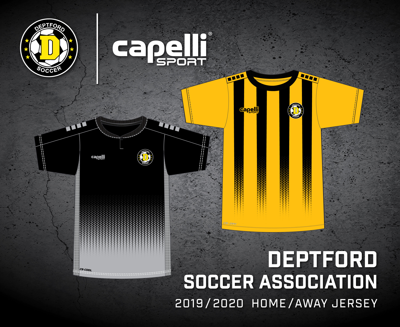 ed24204de8c Deptford Soccer Association